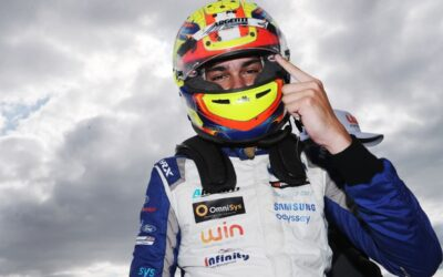 Double Knockhill Win Strengthens British F4 Title Challenge For Phinsys By Argenti